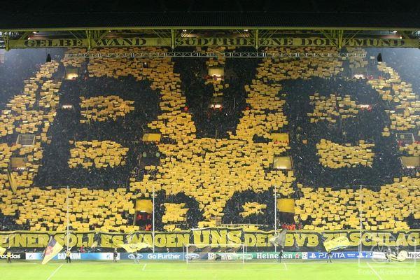tifoseria Dortmund