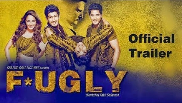 Fugly 2014 hindi movie poster