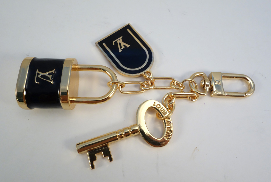 prada ladies bags - Purse Princess: Replica Louis Vuitton Key or Bag Charm from Joy