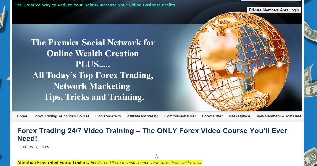 Best forex trading training uk