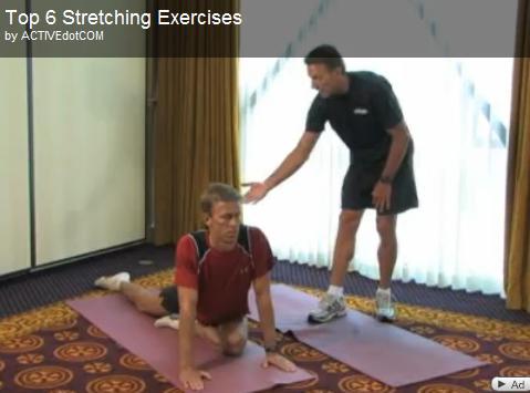 status hip flexor stretch youtube