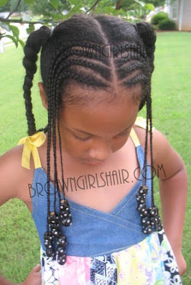 cornrows, braids for girls, natural hair styles, black girls hair, african american hair care