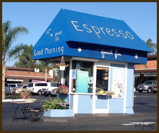 how to start a drive thru coffee shop