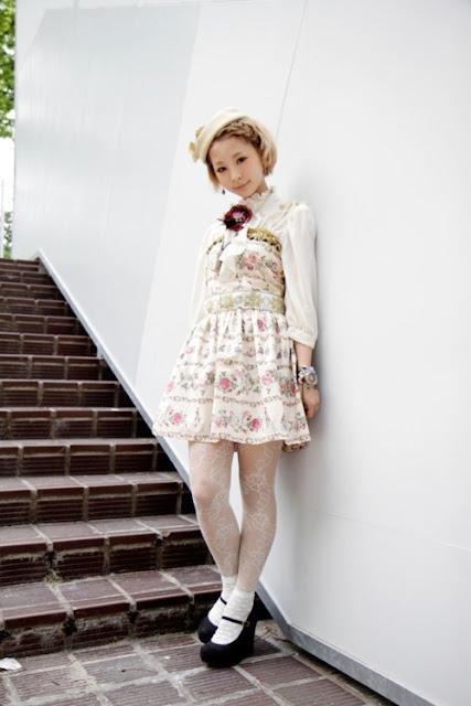 rococo style fashion
