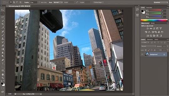 تحميل برنامج الفوتوشوب 2014 عربى مجانا Adobe Photoshop CC 14