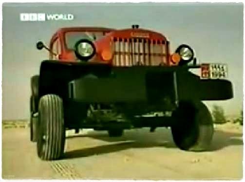 Model Mobil Terbesar Di Dunia