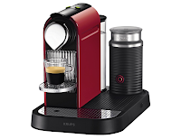 Máy pha cafe Nespresso Krups XN7106 Fire Engine Red