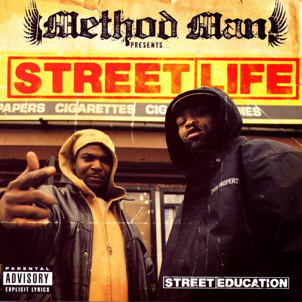 Method Man Presents Street Life - Street Education Cover