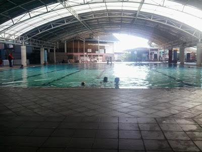 Kolam Renang Hotel Sendang Sari Batang - Pekalongan