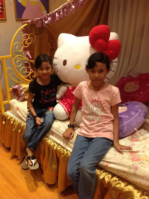 Hello Kitty Town di Nusajaya, Johor Bahru