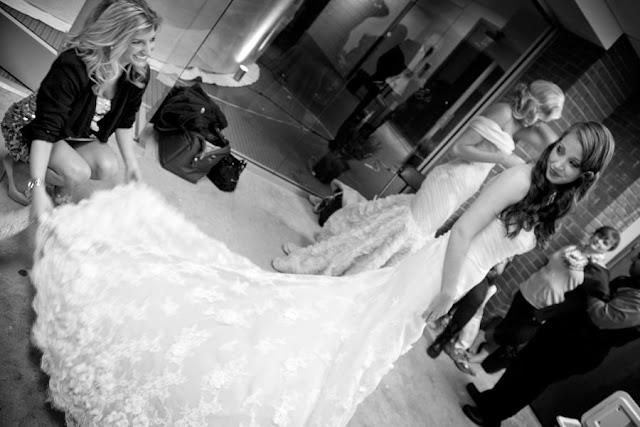 nwa fashion week, she said yes bridal