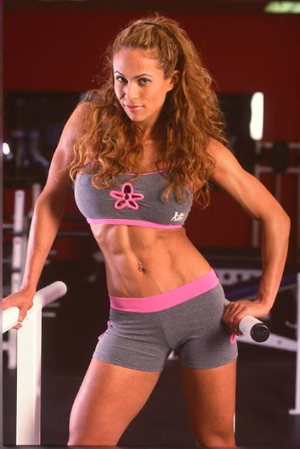 Dina Al-Sabah - Real Fitness Beauty