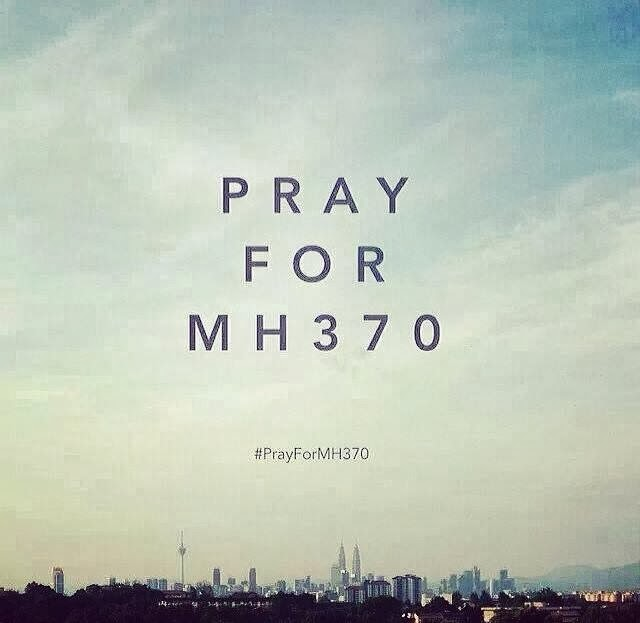 #PrayForMH370 #DoakanMH370 Pray For MH370 Doakan MH370