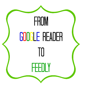 From Google Reader to Feedly