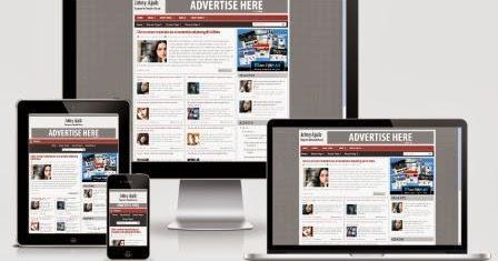 johny ajaib responsive blogger templates free download full version