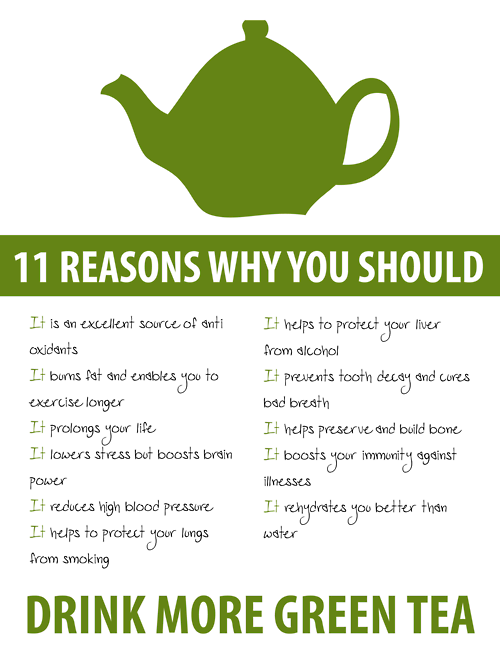 benefits of drinking tea According to the tea association of the usa inc, the number of americans who  will drink tea today is over 158 million, about half the us.