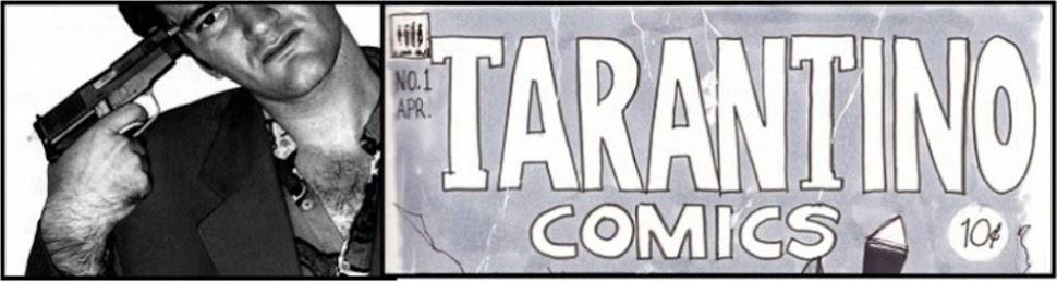 Tarantino Comics