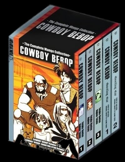 Cowboy Bebop Manga Collection Box Set