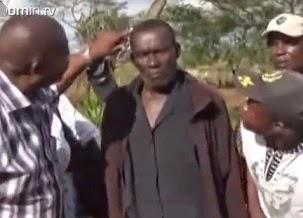 queniano regressa dos mortos