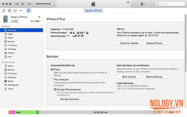 mua iPhone 6 lock cũ
