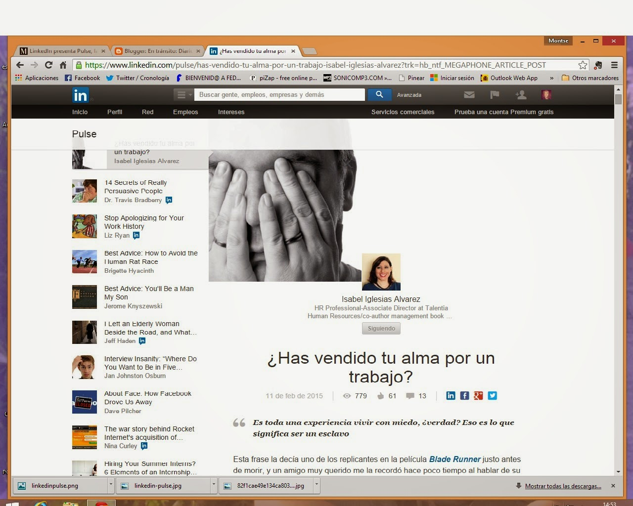 Post de Pulse LinkedIn