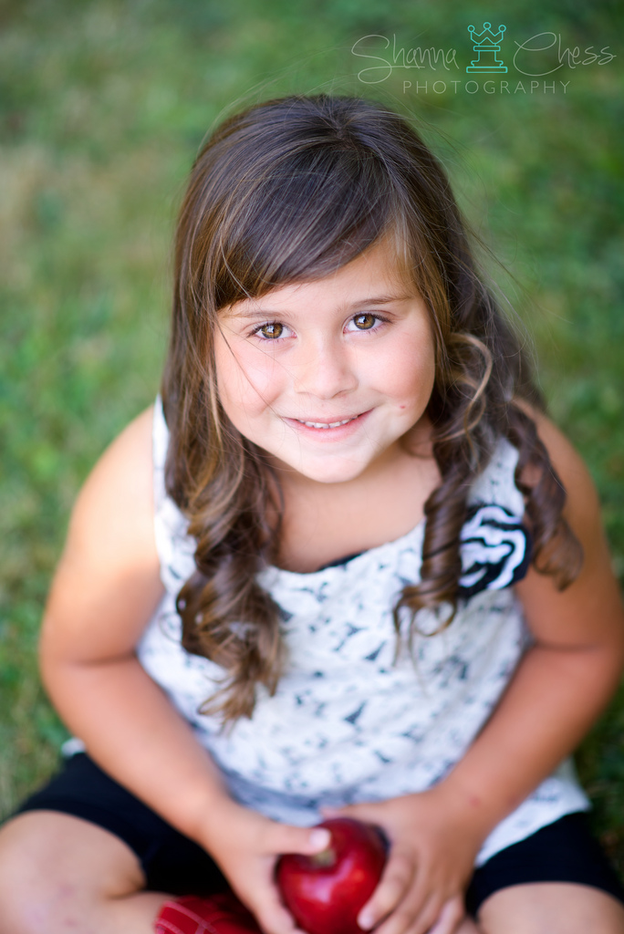 eugene or portrait child photography back to school