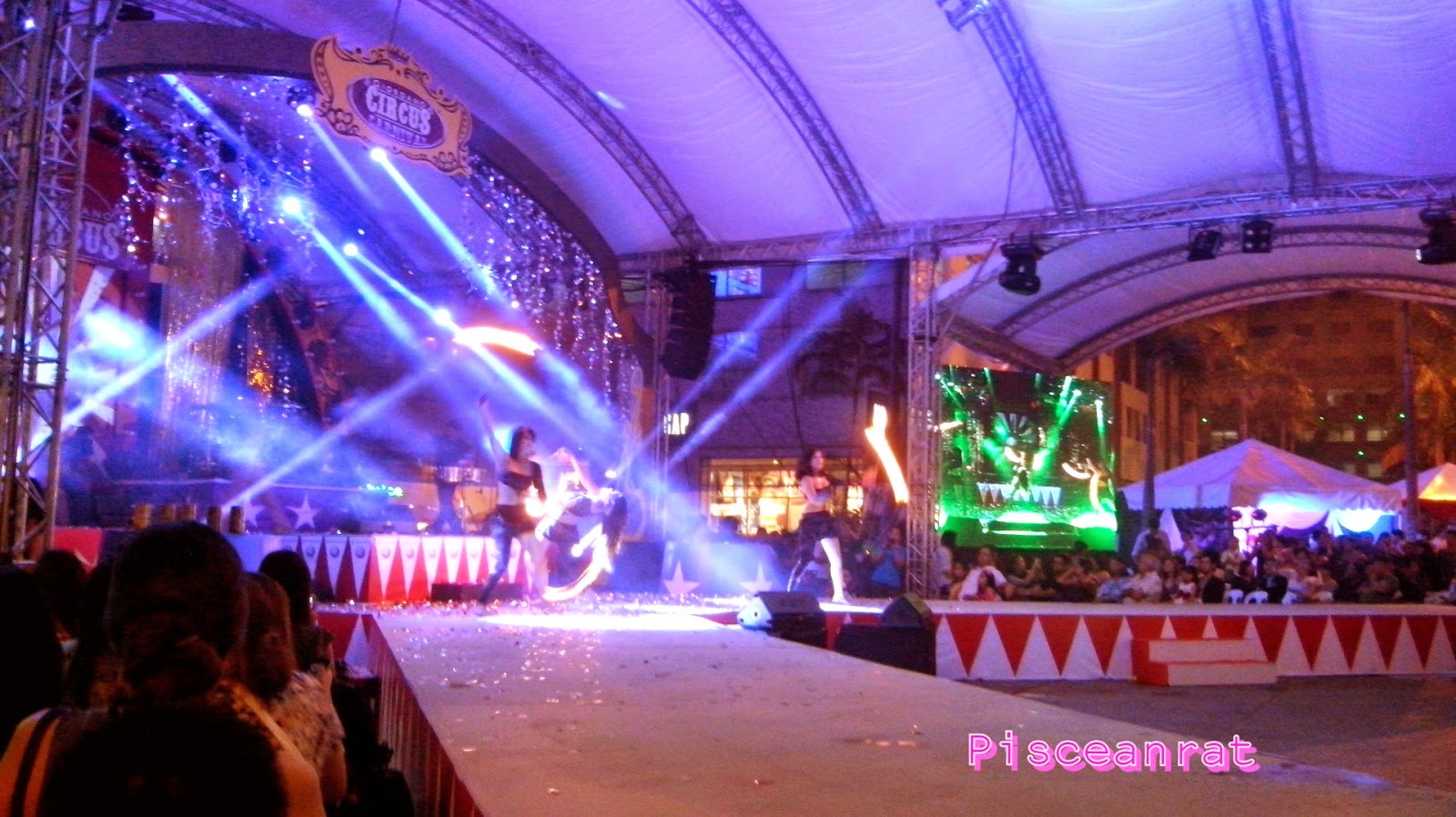 giordano circus carnivale