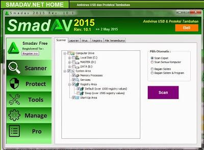 SMADAV REV.10.1 TAHUN 2015