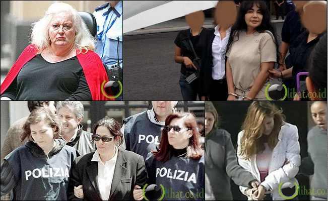 10 Gangster Wanita yang paling Berbahaya di Dunia