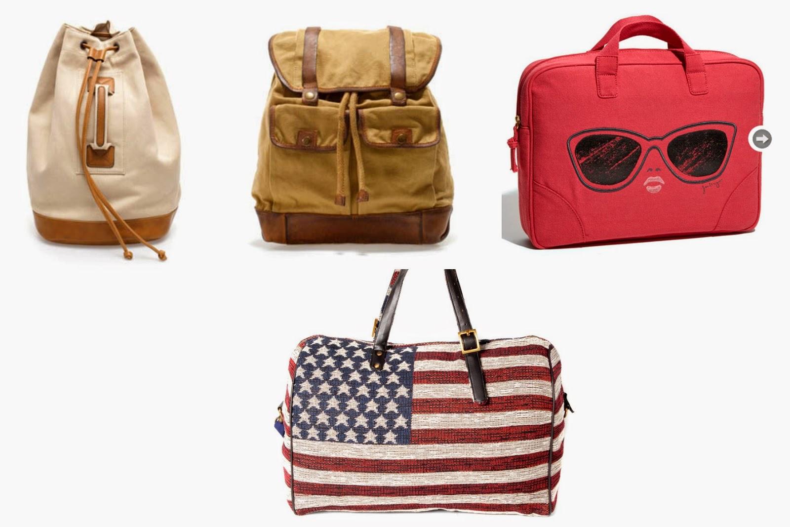 Regalos para viajeros: mochila o bolso viaje o excursion