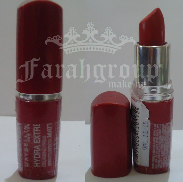 labiales maybelline, labiales matte, labios burgundy