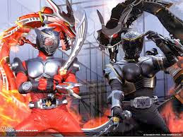 Gambar Kamen Rider Ryuki