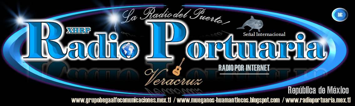 RADIO PORTUARIA DESDE EL PUERTO DE VERACRUZ