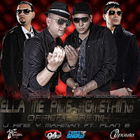 Me Pide Something (Remix) - J King & Maximan Ft. Plan B