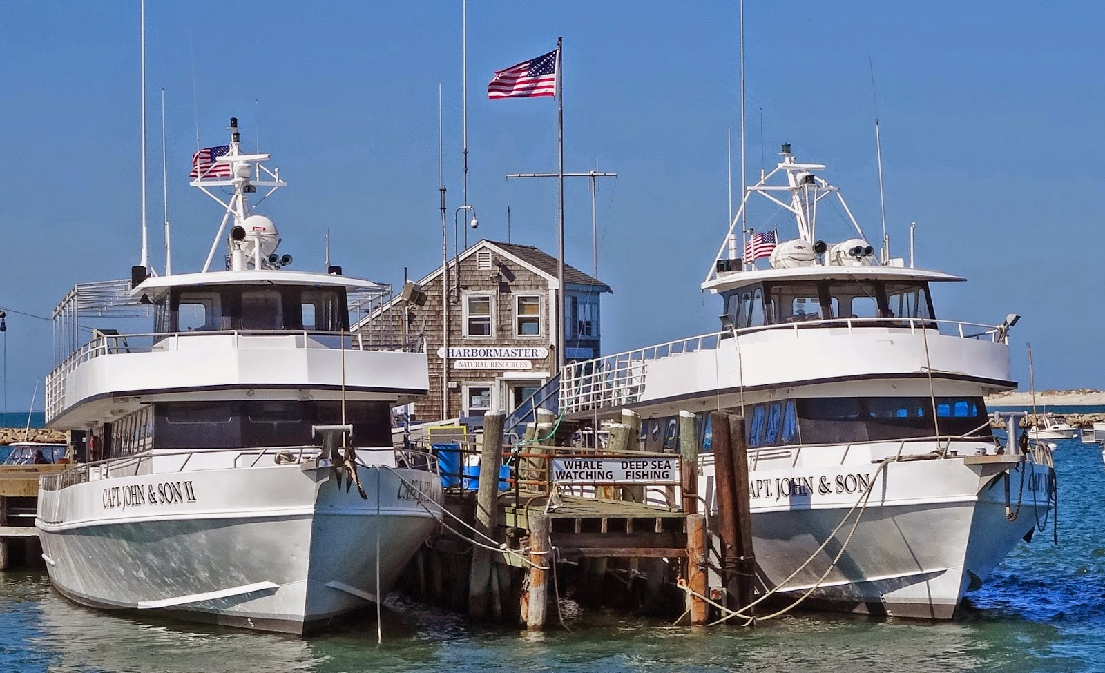Joe 39 s retirement blog at the waterfront plymouth for Fishing charters plymouth ma