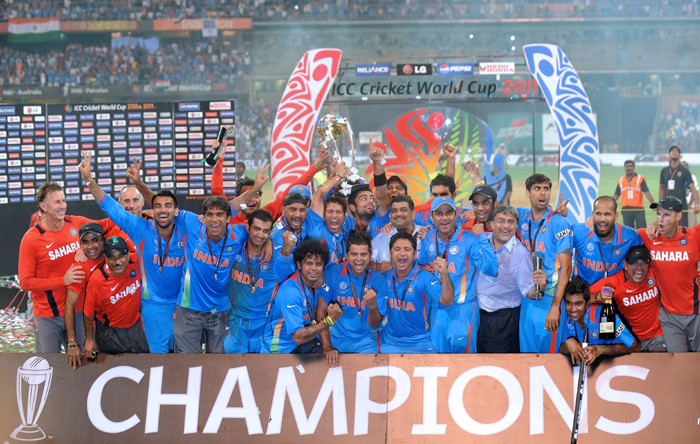 cricket world cup 2011 champions pics. cricket world cup 2011