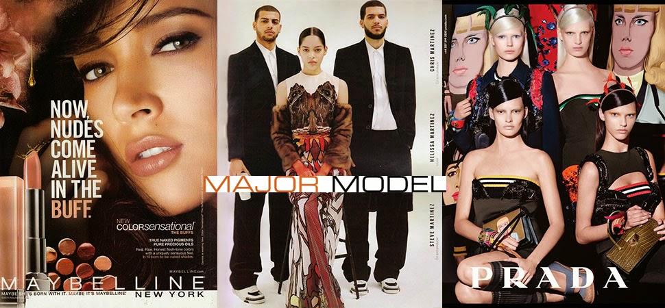 MAJOR MODEL WOMEN