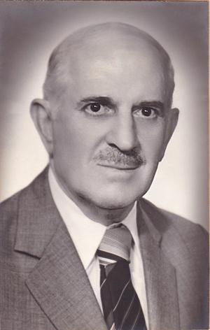 Ing. Cnel. Enrique D. Bía