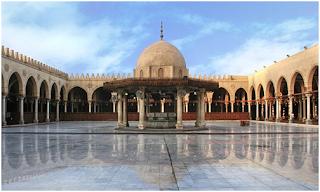 Masjid Amr bin al-Ash di Kairo-Masjid tertua di Afrika
