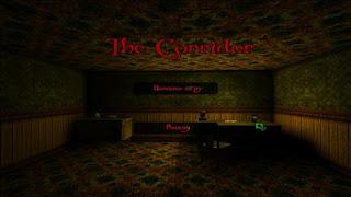 The Corridor - menu inicial