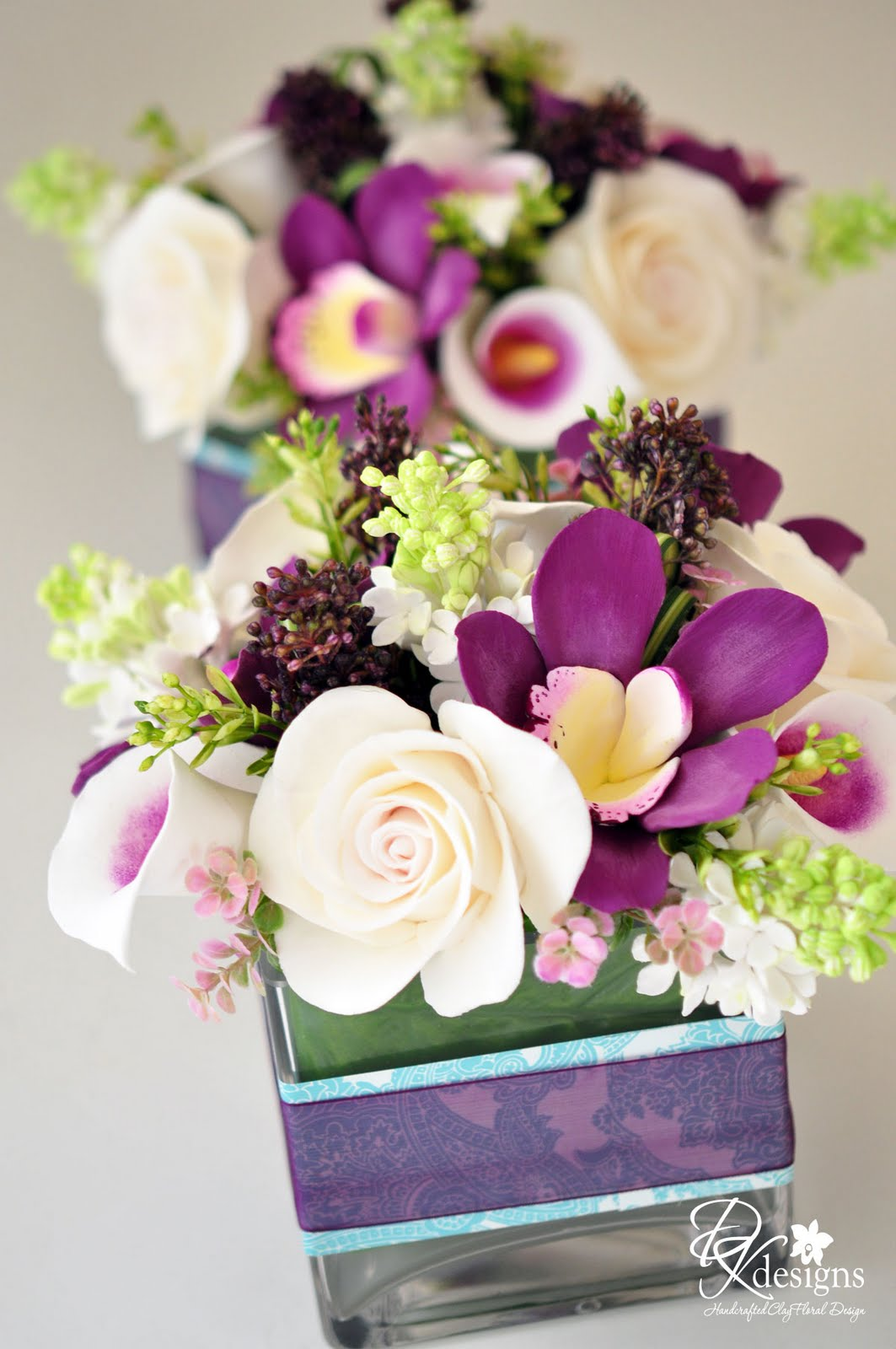 Personalized Wedding Centerpieces