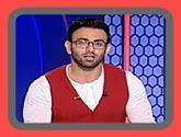 -- برنامج الحريف يقدمه إبراهيم فايق حلقة يوم الخميس 8-12-2016