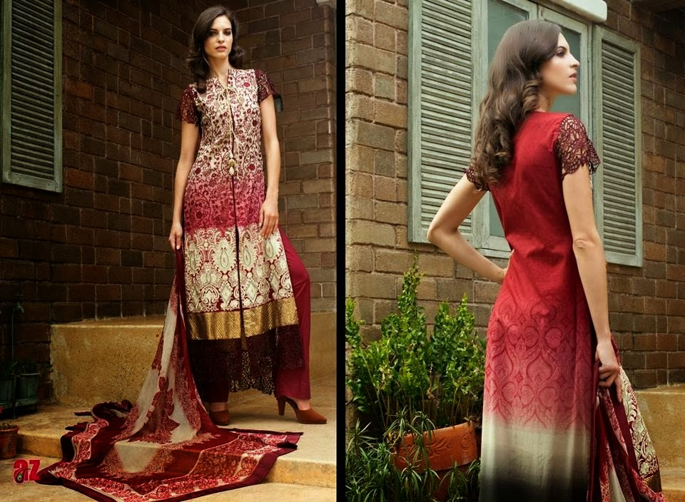 Lawn Collection Mahiymaan