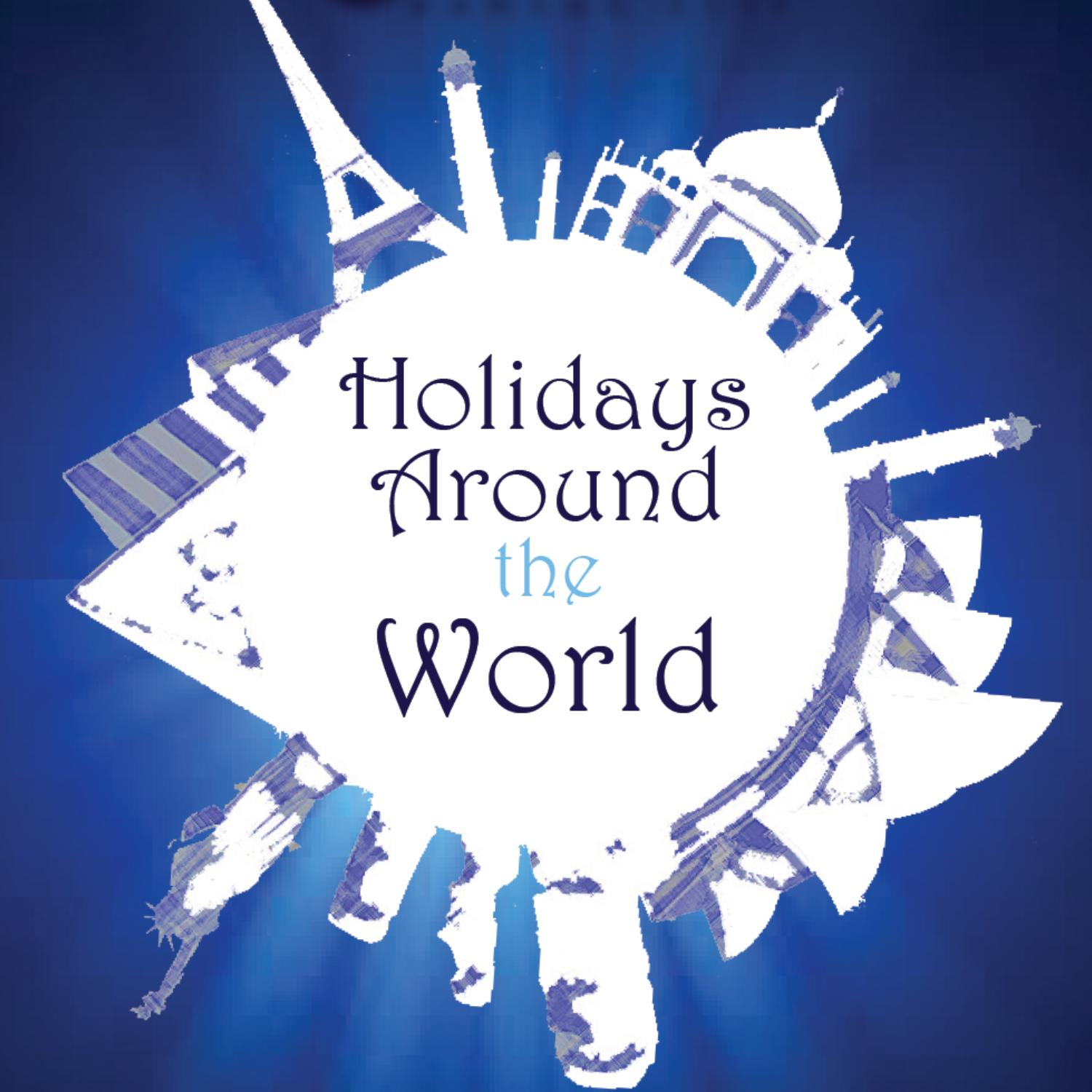 world holidays: