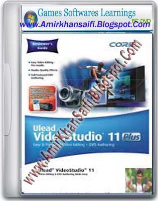 keygen ulead video studio 11 plus free