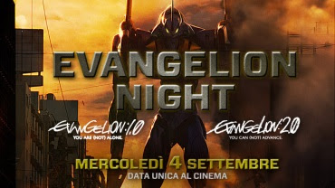 Evangelion Night