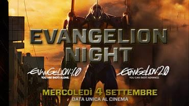 Evangelion Night