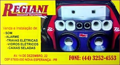 Regiani Sound System