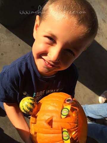 #halloween #pumpkins #fallfun