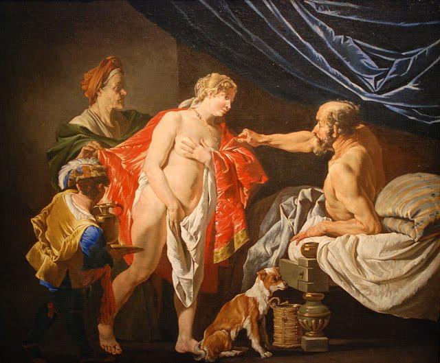 Abraham y Sara: controlador y esclava-prostituta-sacerdotisa MK Ultra (2)